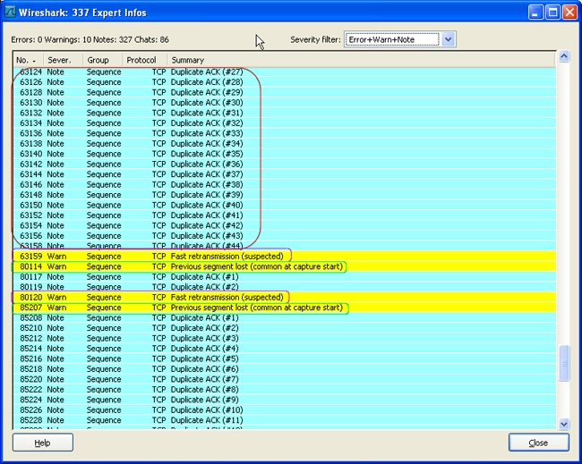 LTE - Troubleshooting with Wireshark